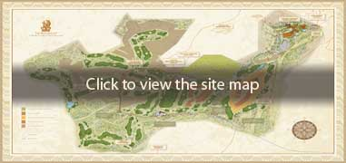 Click to  view The Ritz-Carlton, Dove Mountain site map