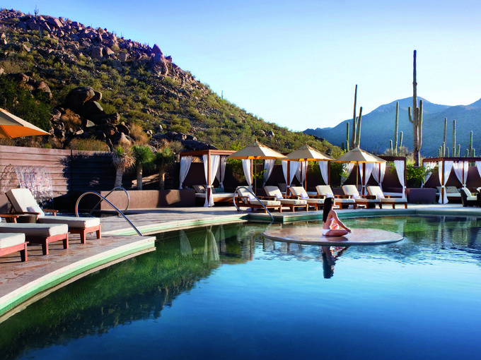 Ritz Carlton Dove Mountain Earns Forbes 5 Star Rating Cottonwood Properties
